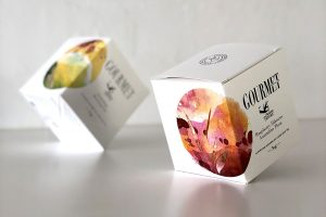 Gourmet tea boxes