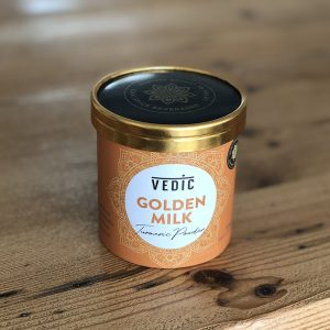 VEDIC GOLDEN MILK